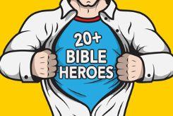 deletar - bible heroes